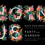 June 10th BGBB Luncheon - A Party in the Garden