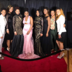 Jazzy Davenport, Co-Founder of Black Girls Break Bread honored by Columbia College Chicago's Black Student Union and recipient of the Alumni Achievement Award